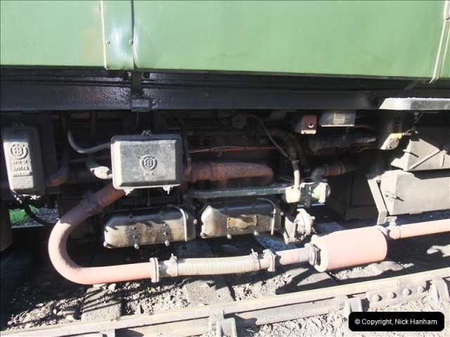2010-08-23 Driving Late Turn DMU-Bubble Car & Preparation.  (23)081