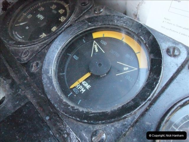 2010-08-23 Driving Late Turn DMU-Bubble Car & Preparation.  (45)103