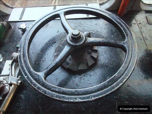 2010-08-23 Driving Late Turn DMU-Bubble Car & Preparation.  (47)105