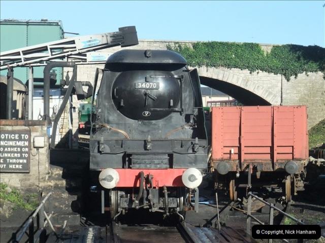 2010-08-23 Late turn DMU - Bubble Car.  (14)156