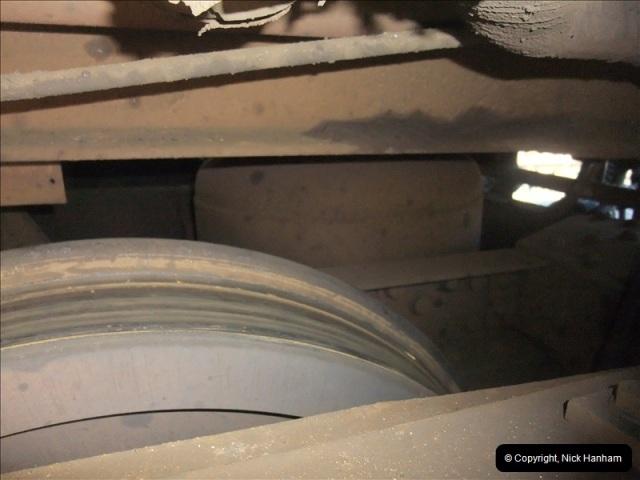 2010-08-23 Late turn DMU - Bubble Car.  (36)178