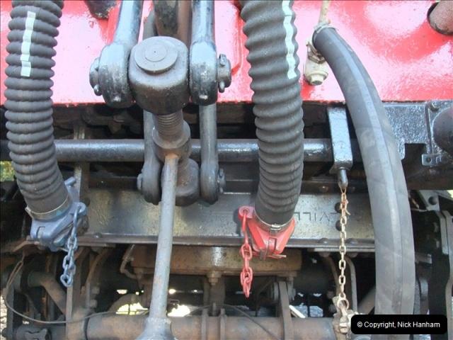 2010-08-23 Late turn DMU - Bubble Car.  (37)179