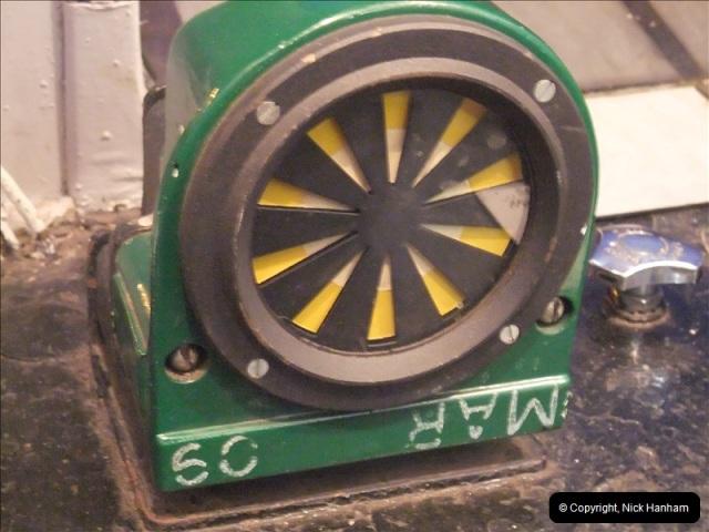 2010-08-23 Late turn DMU - Bubble Car.  (54)196