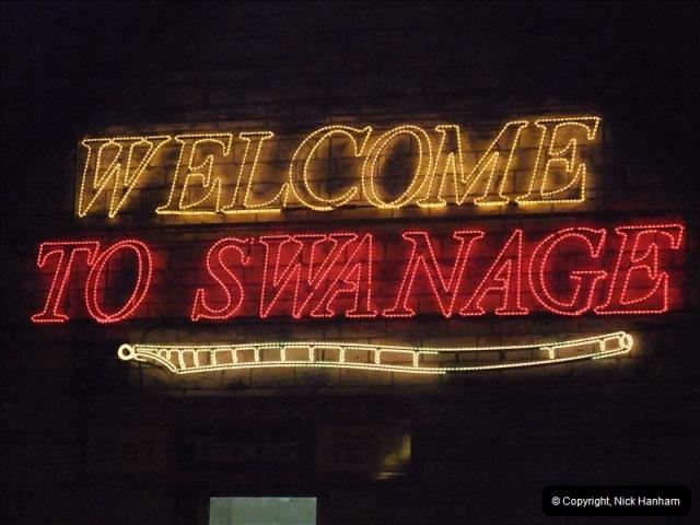 2010-08-28 Driving Late Turn DMU & Swanage Regatta Fireworks.  (13)239
