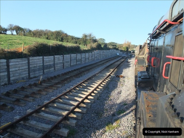 2010-11-10 Herston New Carriage Sidings on 08 (11)667