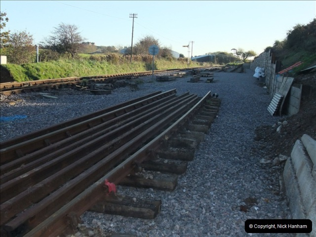 2010-11-10 Herston New Carriage Sidings on 08 (13)669