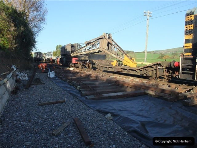 2010-11-10 Herston New Carriage Sidings on 08 (15)671