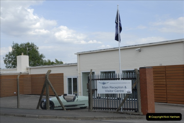 2011-07-14 The Morgan Motor Car Factory, Malvern, Worcestershire.  (8)008