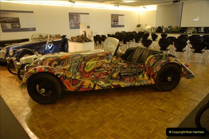 2011-07-14 The Morgan Motor Car Factory, Malvern, Worcestershire.  (21)021