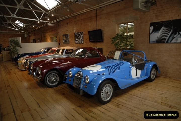 2011-07-14 The Morgan Motor Car Factory, Malvern, Worcestershire.  (36)036