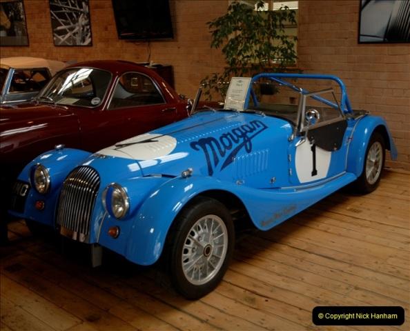 2011-07-14 The Morgan Motor Car Factory, Malvern, Worcestershire.  (37)037
