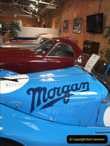2011-07-14 The Morgan Motor Car Factory, Malvern, Worcestershire.  (39)039