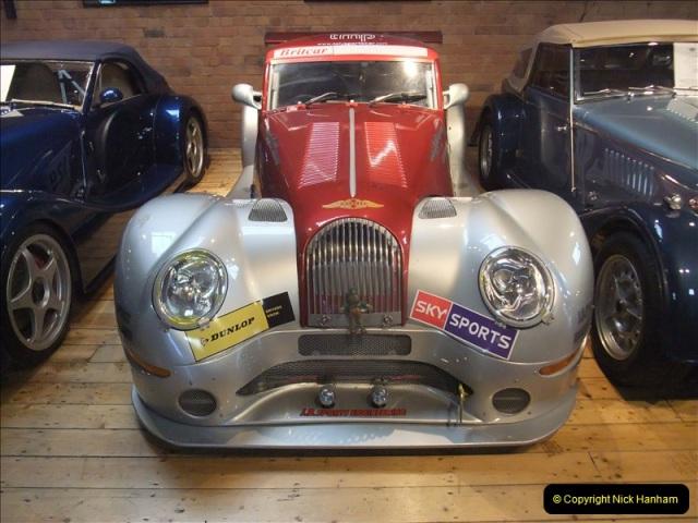 2011-07-14 The Morgan Motor Car Factory, Malvern, Worcestershire.  (44)044