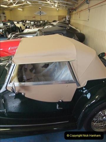 2011-07-14 The Morgan Motor Car Factory, Malvern, Worcestershire.  (60)060