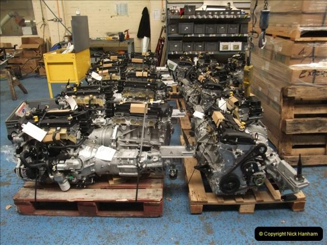 2011-07-14 The Morgan Motor Car Factory, Malvern, Worcestershire.  (74)074
