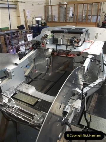 2011-07-14 The Morgan Motor Car Factory, Malvern, Worcestershire.  (80)080