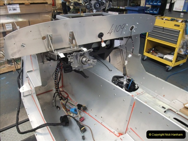 2011-07-14 The Morgan Motor Car Factory, Malvern, Worcestershire.  (85)085