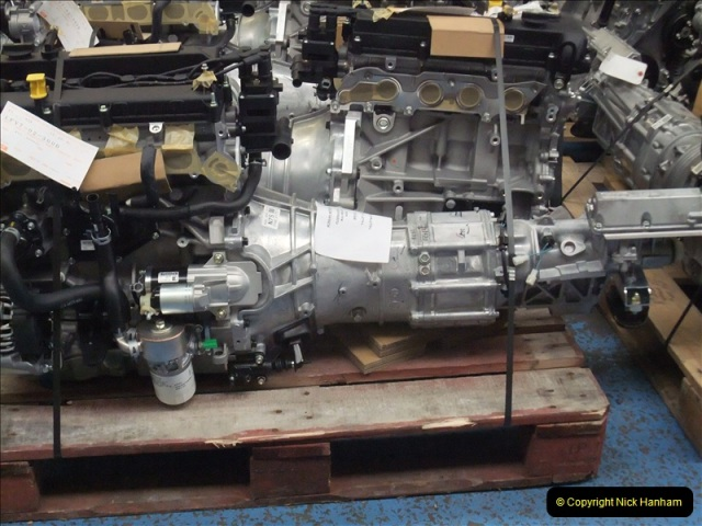 2011-07-14 The Morgan Motor Car Factory, Malvern, Worcestershire.  (95)095