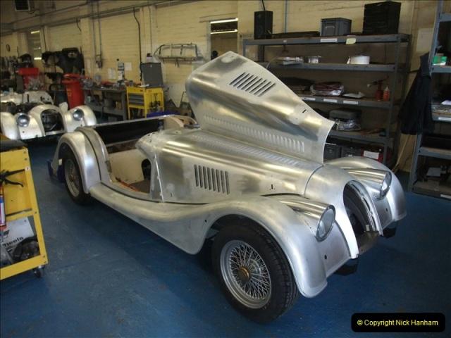 2011-07-14 The Morgan Motor Car Factory, Malvern, Worcestershire.  (106)106