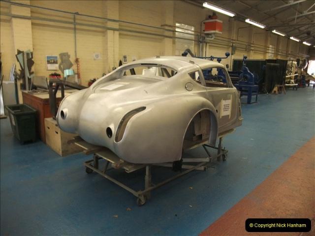 2011-07-14 The Morgan Motor Car Factory, Malvern, Worcestershire.  (113)113