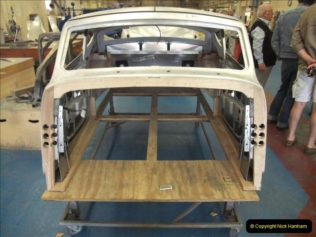 2011-07-14 The Morgan Motor Car Factory, Malvern, Worcestershire.  (114)114