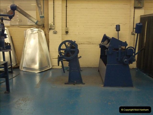 2011-07-14 The Morgan Motor Car Factory, Malvern, Worcestershire.  (120)120