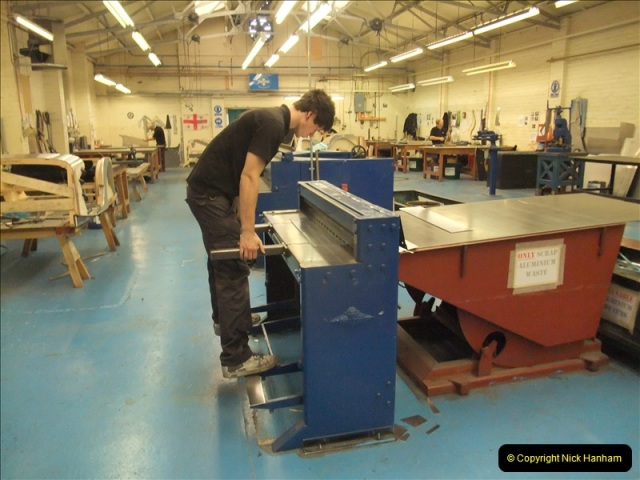 2011-07-14 The Morgan Motor Car Factory, Malvern, Worcestershire.  (127)127