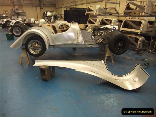 2011-07-14 The Morgan Motor Car Factory, Malvern, Worcestershire.  (136)136