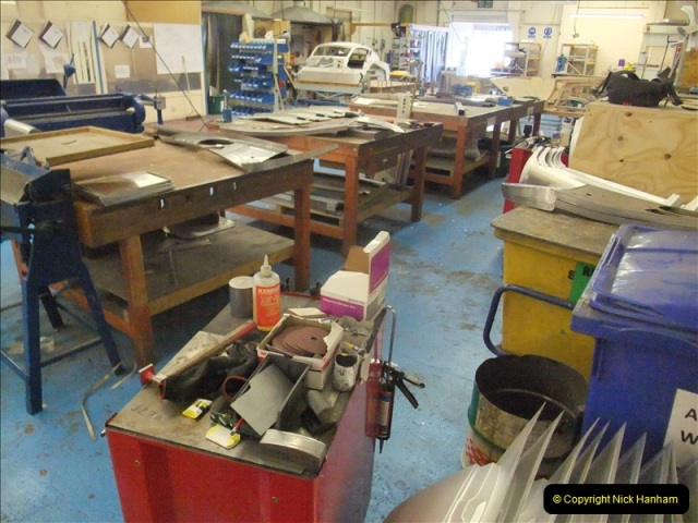 2011-07-14 The Morgan Motor Car Factory, Malvern, Worcestershire.  (137)137