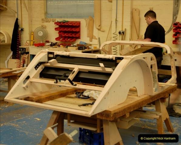 2011-07-14 The Morgan Motor Car Factory, Malvern, Worcestershire.  (144)144
