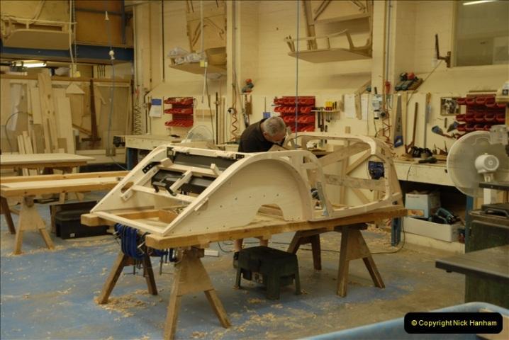 2011-07-14 The Morgan Motor Car Factory, Malvern, Worcestershire.  (146)146