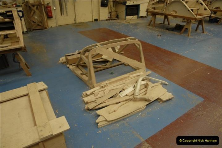 2011-07-14 The Morgan Motor Car Factory, Malvern, Worcestershire.  (148)148