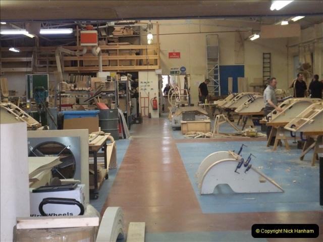 2011-07-14 The Morgan Motor Car Factory, Malvern, Worcestershire.  (178)178