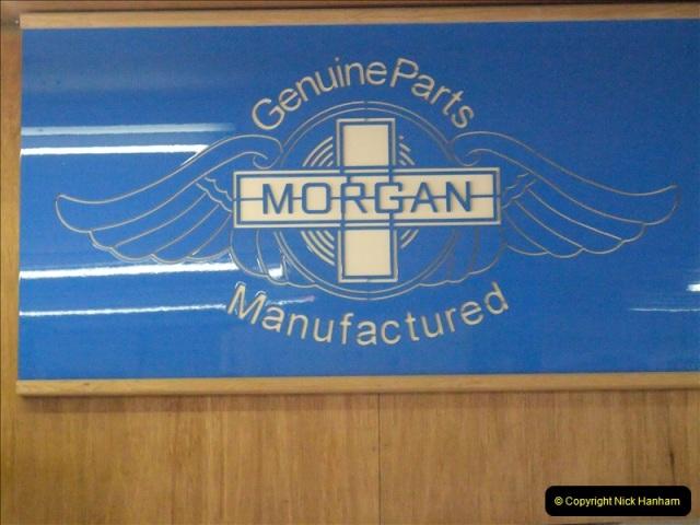 2011-07-14 The Morgan Motor Car Factory, Malvern, Worcestershire.  (180)180