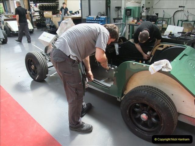 2011-07-14 The Morgan Motor Car Factory, Malvern, Worcestershire.  (183)183