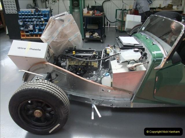 2011-07-14 The Morgan Motor Car Factory, Malvern, Worcestershire.  (184)184