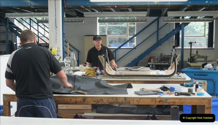 2011-07-14 The Morgan Motor Car Factory, Malvern, Worcestershire.  (190)190