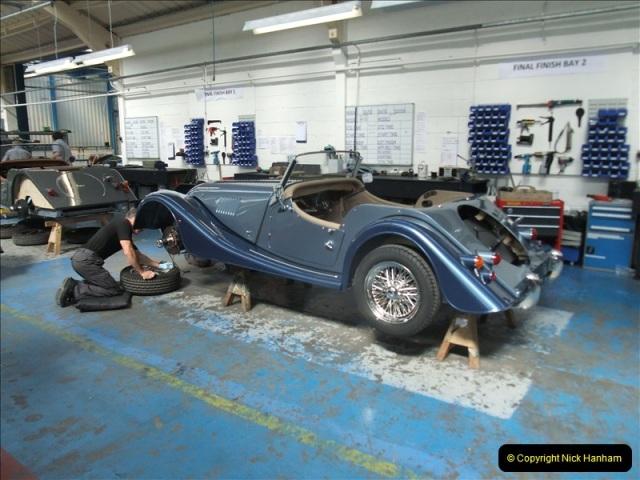 2011-07-14 The Morgan Motor Car Factory, Malvern, Worcestershire.  (193)193
