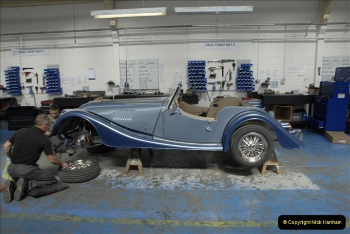 2011-07-14 The Morgan Motor Car Factory, Malvern, Worcestershire.  (194)194