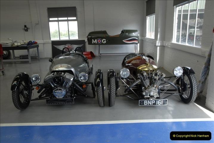 2011-07-14 The Morgan Motor Car Factory, Malvern, Worcestershire.  (223)223