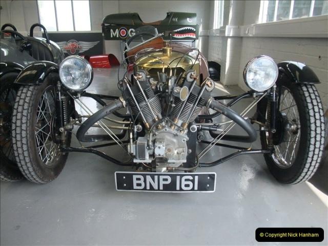2011-07-14 The Morgan Motor Car Factory, Malvern, Worcestershire.  (224)224