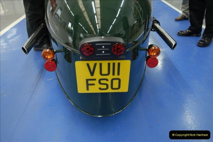 2011-07-14 The Morgan Motor Car Factory, Malvern, Worcestershire.  (234)234