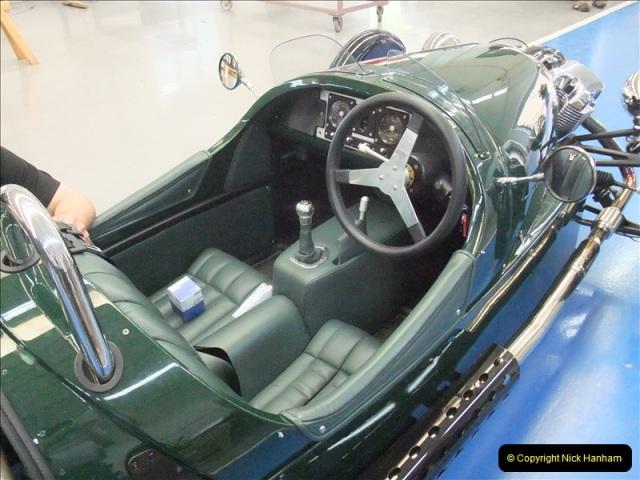 2011-07-14 The Morgan Motor Car Factory, Malvern, Worcestershire.  (238)238