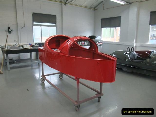 2011-07-14 The Morgan Motor Car Factory, Malvern, Worcestershire.  (250)250