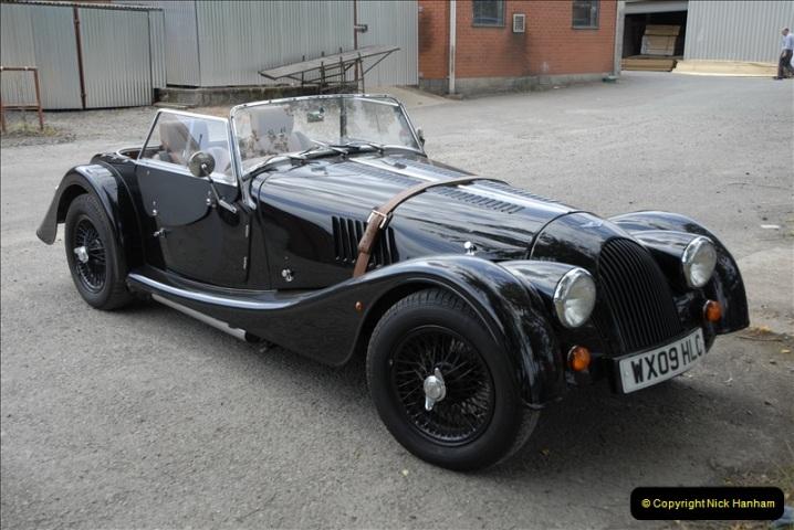 2011-07-14 The Morgan Motor Car Factory, Malvern, Worcestershire.  (257)257