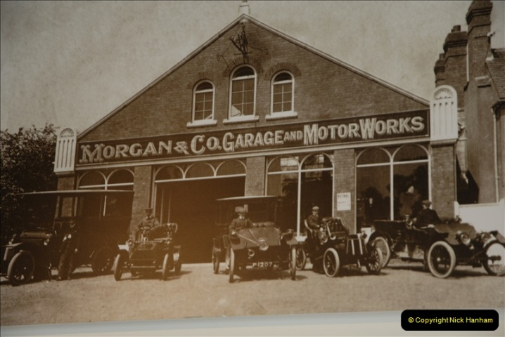 2011-07-14 The Morgan Motor Car Factory, Malvern, Worcestershire.  (264)264