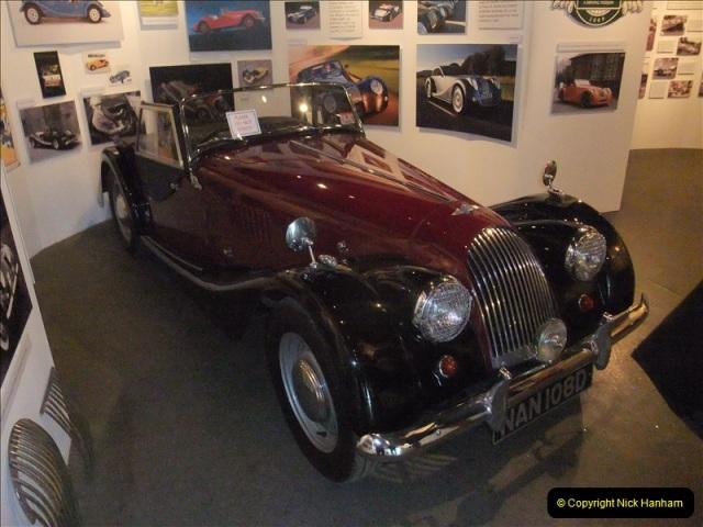 2011-07-14 The Morgan Motor Car Factory, Malvern, Worcestershire.  (270)270