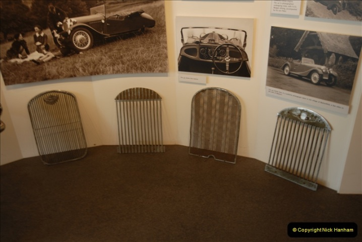 2011-07-14 The Morgan Motor Car Factory, Malvern, Worcestershire.  (271)271