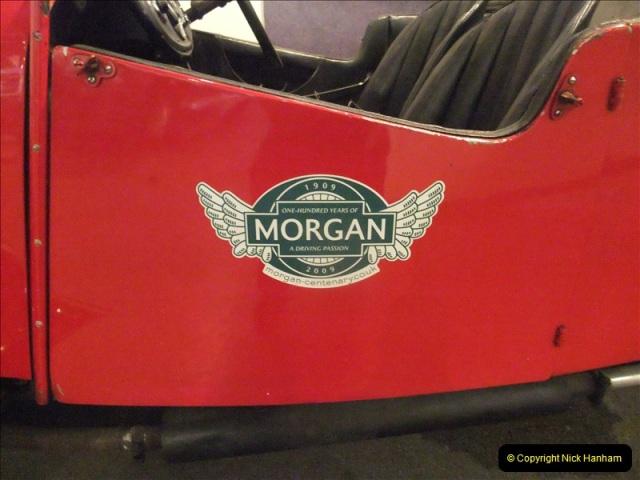 2011-07-14 The Morgan Motor Car Factory, Malvern, Worcestershire.  (273)273