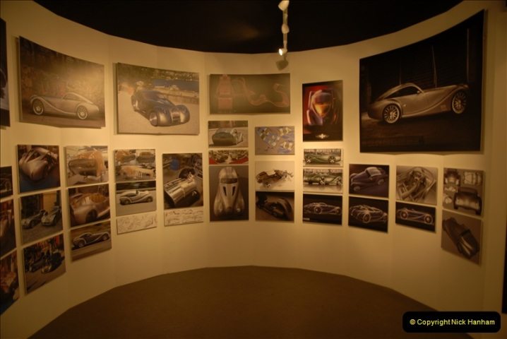 2011-07-14 The Morgan Motor Car Factory, Malvern, Worcestershire.  (276)276